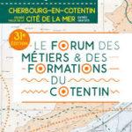 31ème Forum des métiers et des formations du Cotentin