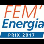 Remise du prix FEM'Energia 2017