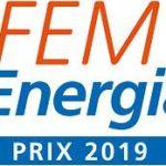Remise des Prix FEM'Energia 2019